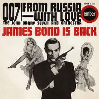 Cover John Barry Orchestra - 007 [From Russia With Love]
